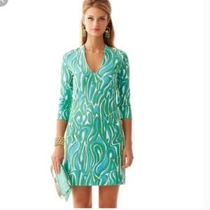 Lilly Pulitzer [XS] Finders Keepers Charlena Dress